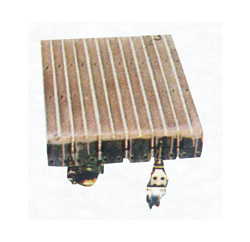 HDO-P型平板式低电压高温加热器