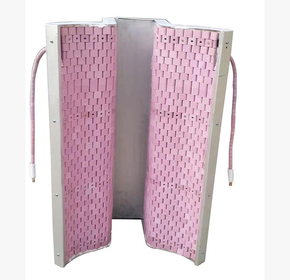 四川各种形状工装加热器
